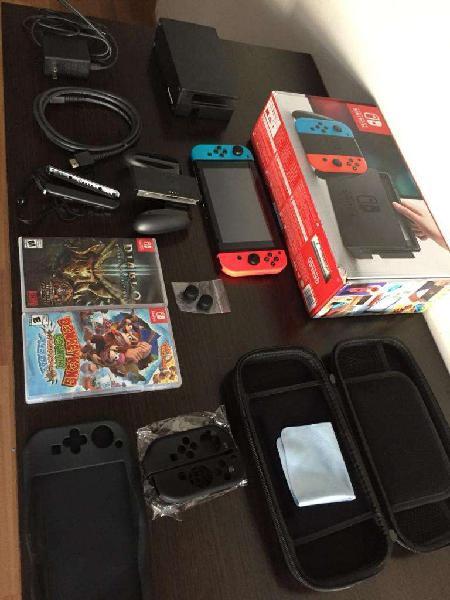 Nintendo Switch Juegos Accesorios