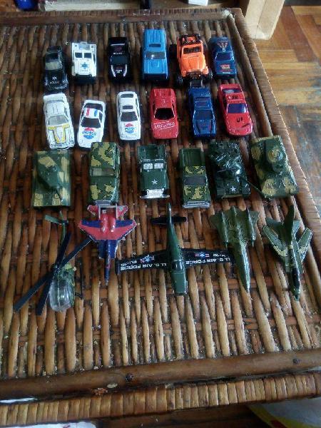Tanques aviones helicpteros metal