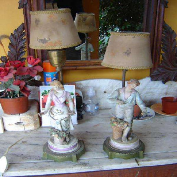 Veladores, senioral, antiguos antiguedades