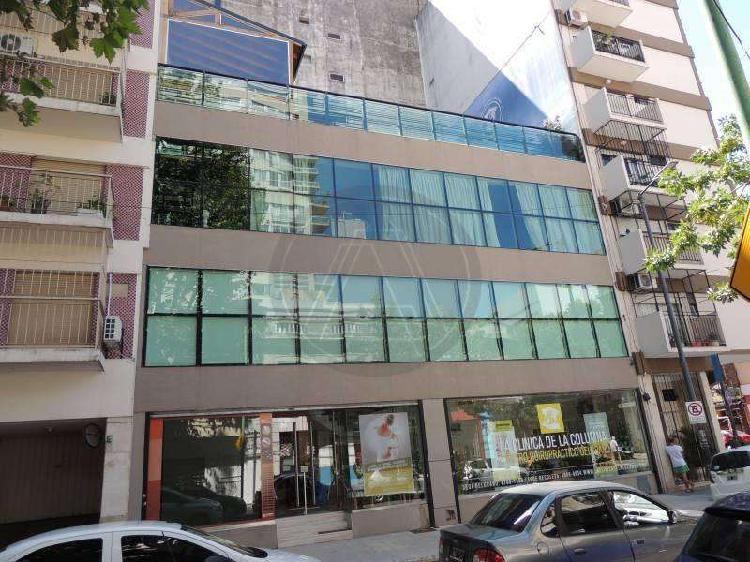 Gran edificio a estrenar con terraza propia en venta en el