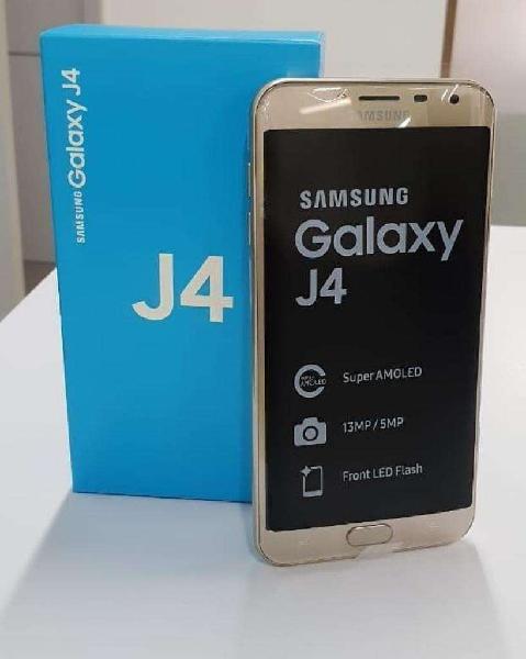 Samsung galaxy j4 2018 libre 32gb nuevo