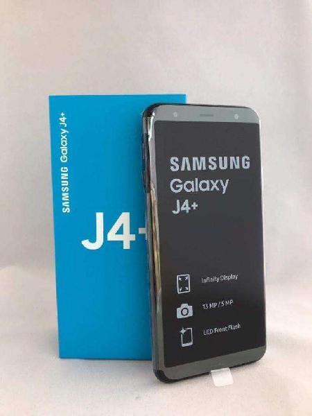 Samsung galaxy j4 plus libre 32gb nuevo