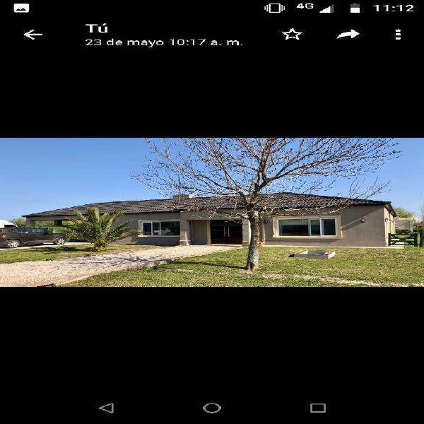 Casa en Fincas de San Vicente Alquiler