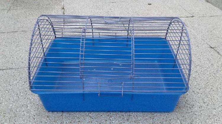 Vendo jaula para hamsters, cobayos, chinchillas, sin uso