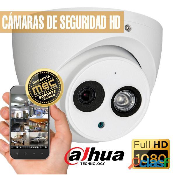 Alarma hogar comercio cámaras de seguridad