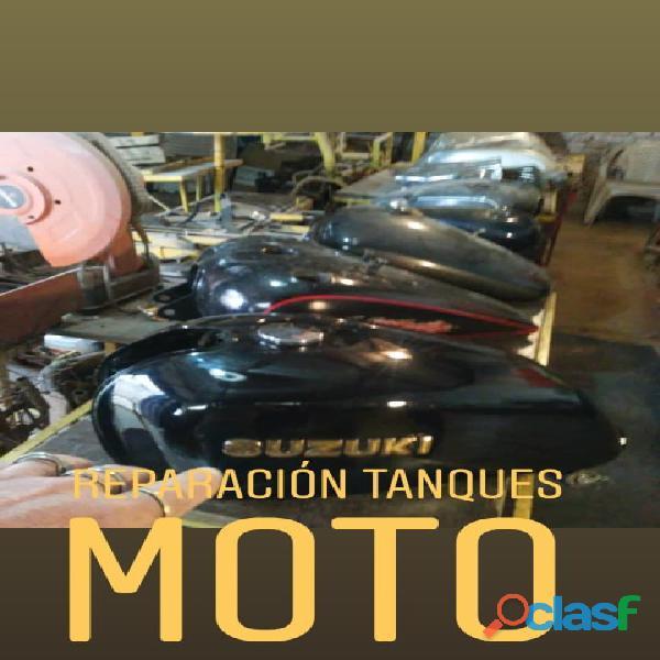 TodoArtesano Reparacion Tanques Motos