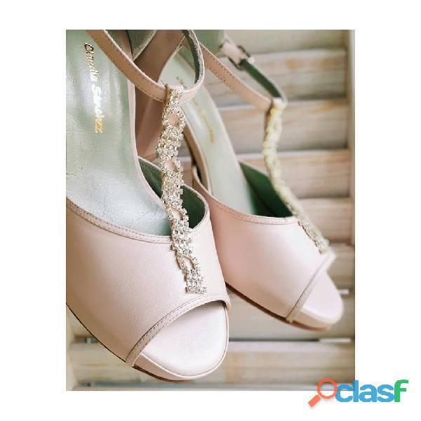 Zapatos de novia y 15 años