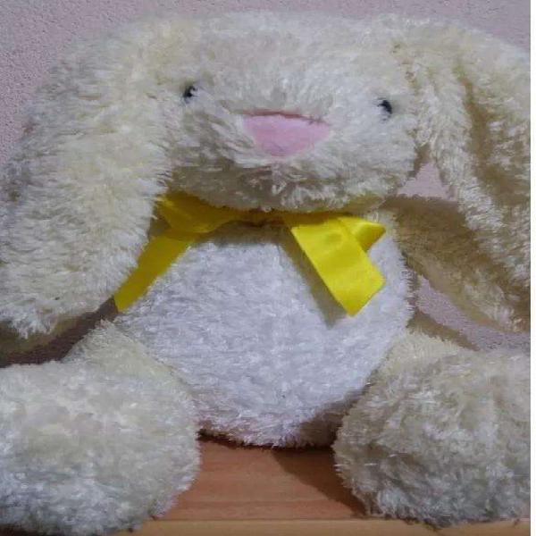 Conejo peluche nuevo 20 cm biró mendoza
