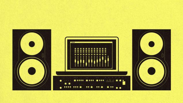 Clases de producción musical a domicilio/ pc mac