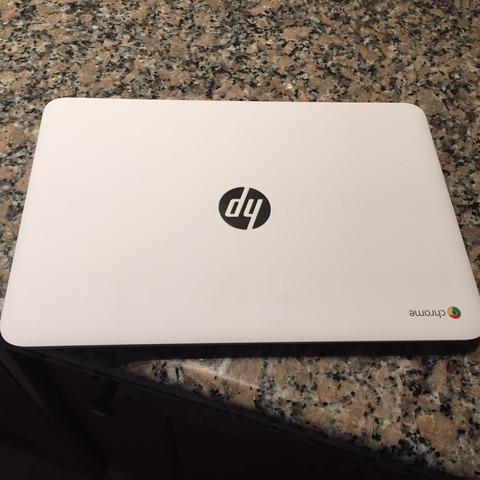 "Notebook hp chromebook 14"" nueva"