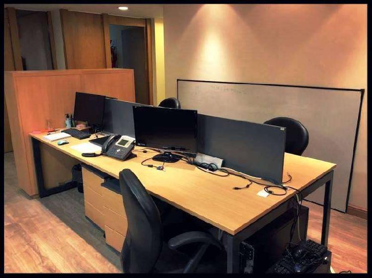 Ofrecemos oficina 146m2. Ideal instituciones o empresas de
