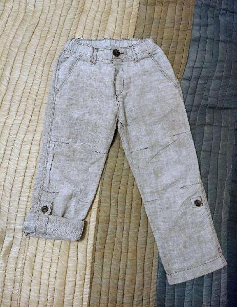 Pantalón infantil h&m largo y pescador