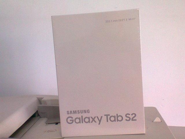 Tablet samsung galaxy tab s2 32gb 8.0 nueva sellada