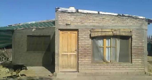 Vendo casa de material en san rafael, mendoza.