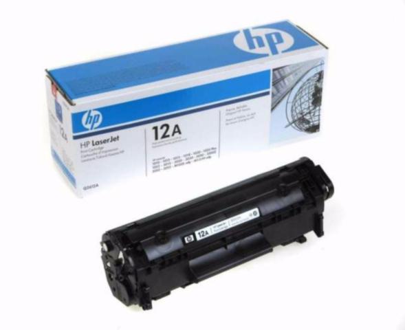 Toner alternativo para impresora laserjet q2612a