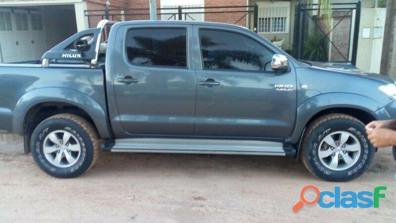 Toyota hilux 4x2 srv 2010 160.000 km