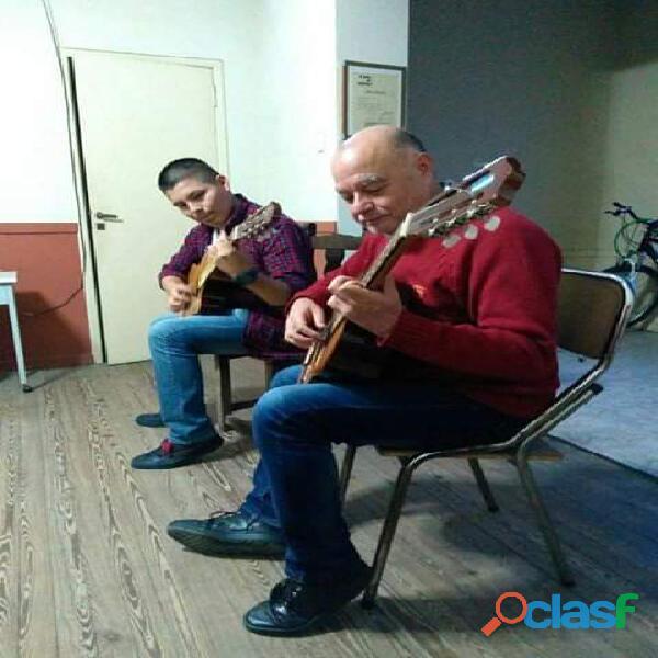 CLASES DE GUITARRA BERAZATEGUI 1