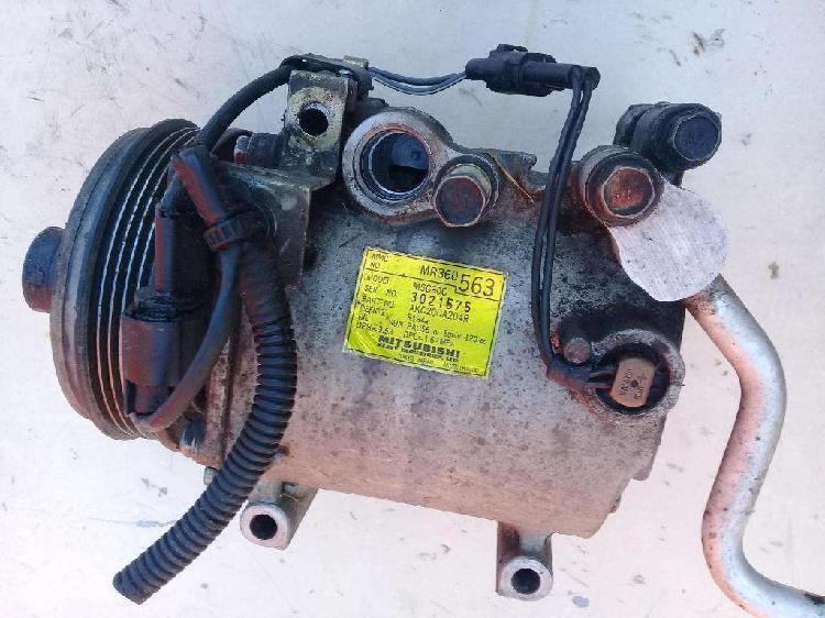 Compresor aire acondicionado mitsubishi lancer colt 982001