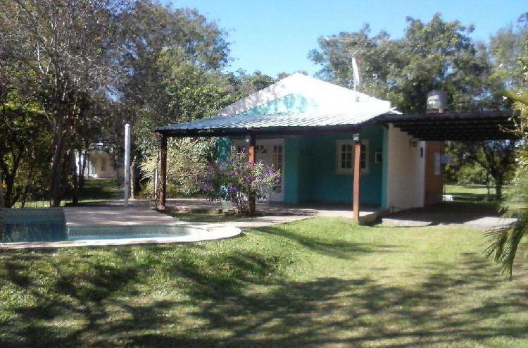Casa en paso de la patria c/piscina pta. iglesias enviar