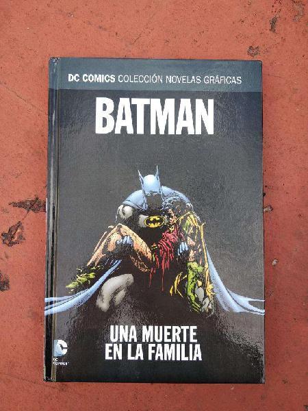 DC Comics Batman Una muerte en la familia Salvat