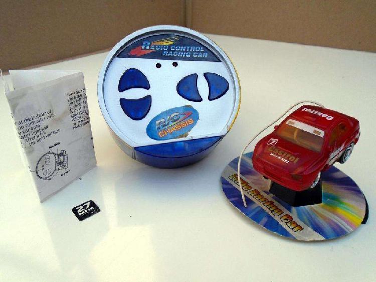 Mini auto radiocontrol 4 canales little racing car racing