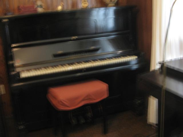 Piano aleman marca thein usado