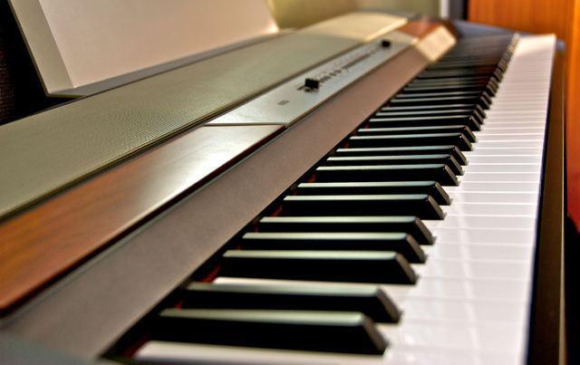 Piano eléctrico korg sp-250 88 notas acción real de