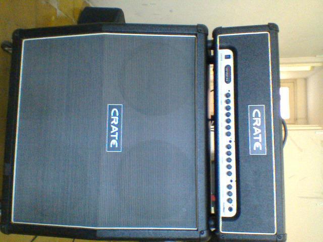 """Vendo amplificador de guitarra marca """"crate"""""""