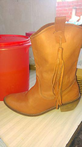 Vendo botas texanas