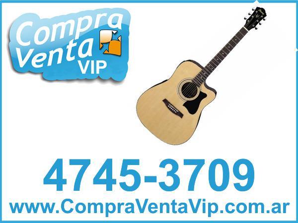 Venta y compra de guitarras