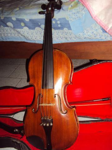 Vendo violín copia stradivarius alemana