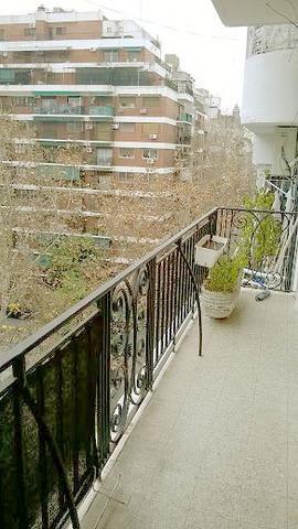 3 ambientes frente balcon impecable un congreso