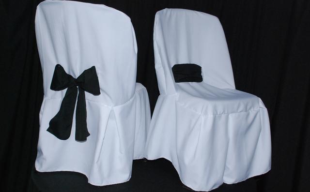 Alquiler de cubresillas, fundas para sillas y manteles