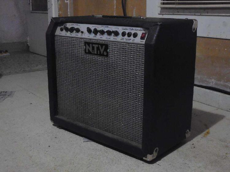 Amplificador 60w nativo gts 45 funciona perfecto! - la plata