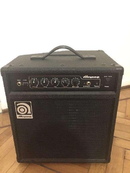 Amplificador bajo ampeg 108 [20w] cable