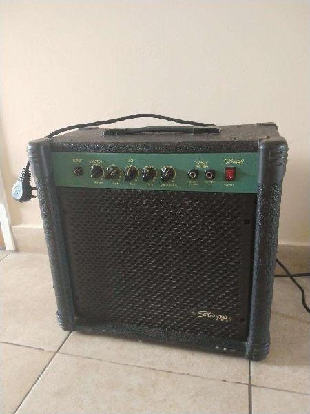 Amplificador de bajo stagg 40w