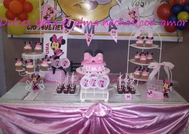 Candy bar minnie o mickey mousse,otros personajes