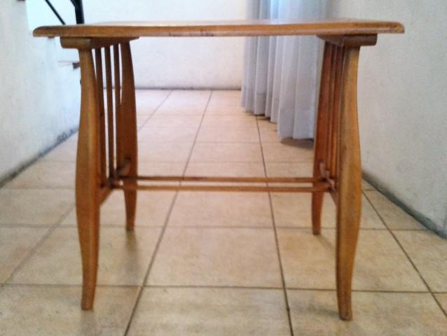 Mesa ratona antigua (usada)