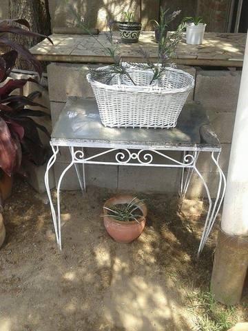Mesa de juego de jardín en córdoba