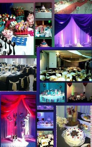 Organizacion de eventos m&t