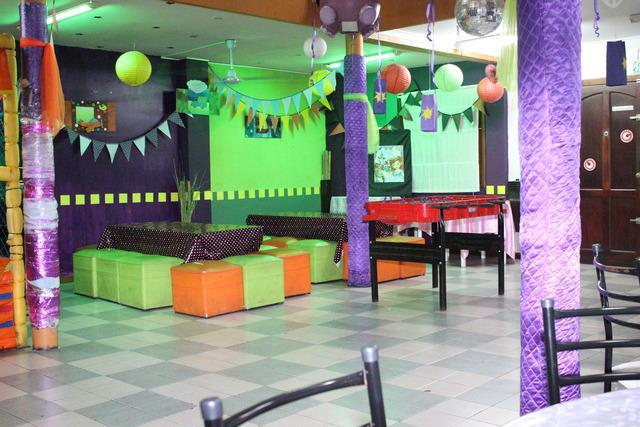 Salon de fiestas infantiles y multieventos