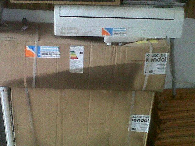 Split 4500 frig nuevo en caja