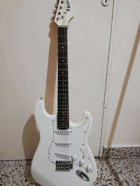 Vendo guitarra amplificador acc.
