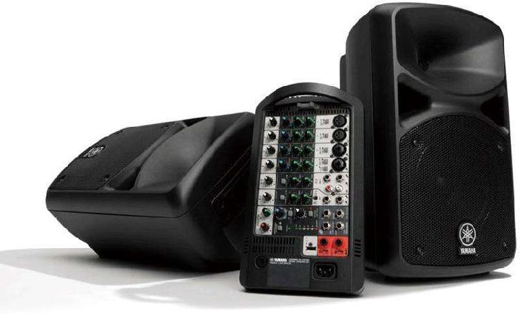 Yamaha stagepas 400i sistema sonido