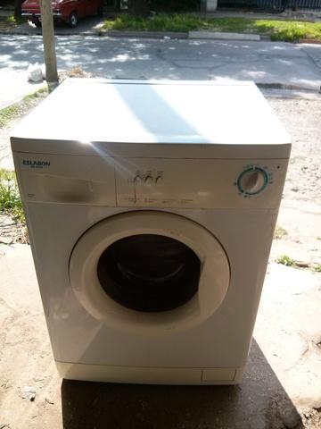 Vendo lavarropas eslabon de lujo