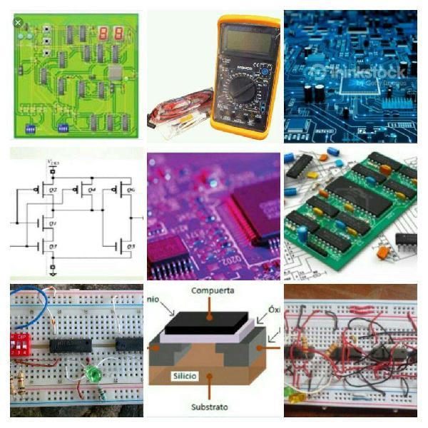 Curso tecnico inicial a la electronica aplicada al service