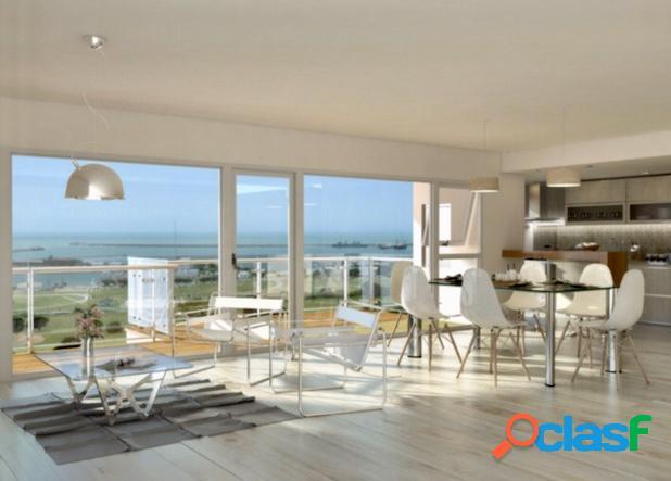 Venta departamento 3 ambientes golf playa grande mar del plata