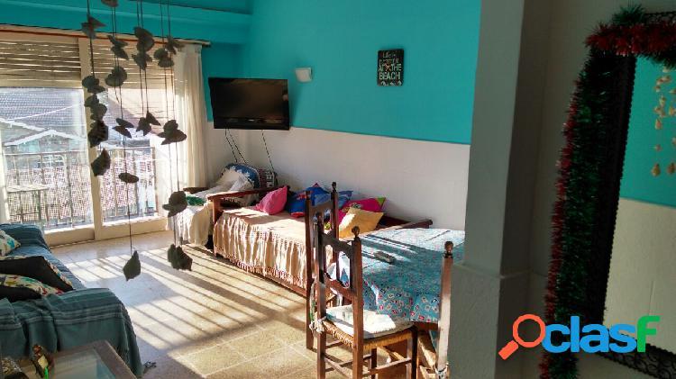 Depto 2 amb con dependencia, patio y balcón. Punta Mogotes! 3