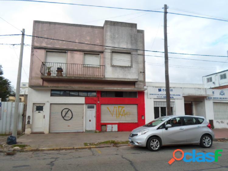 Nuevo valor!!!!! urgente!!!! venta en block - locales - dpto - casa 225 mts