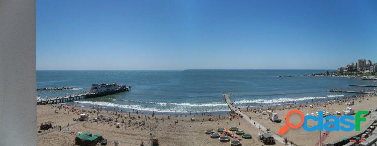 Frente al mar vista panorámica 8º piso